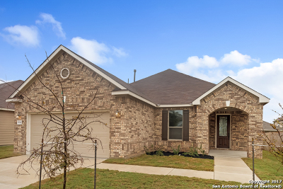 Converse Single Family Home For Sale: 9814 Copperway