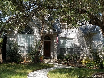 Helotes Single Family Home For Sale: 9507 Jason Bnd
