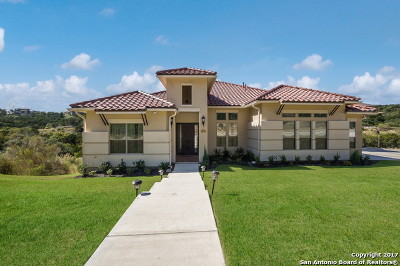 San Antonio Single Family Home For Sale: 17907 Queen Cir