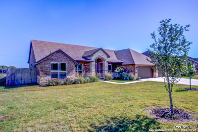 Guadalupe County Single Family Home For Sale: 3321 Harvest View