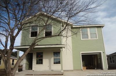 Single Family Home For Sale: 126 Villa Arboles
