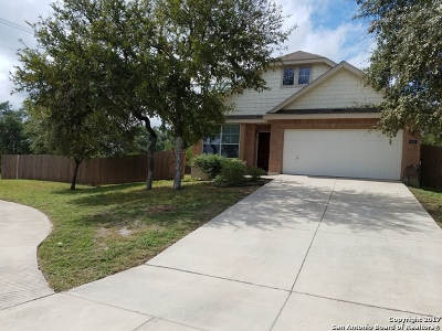 San Antonio Single Family Home Price Change: 1031 Caprese Ln