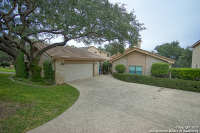 Fair Oaks Ranch Single Family Home Active RFR: 7729 Timber Top Dr