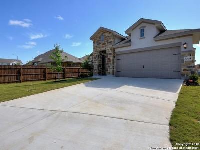 Single Family Home For Sale: 12614 Elemina Trail