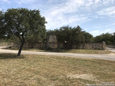 Helotes Residential Lots & Land For Sale: 14471 Santa Loma
