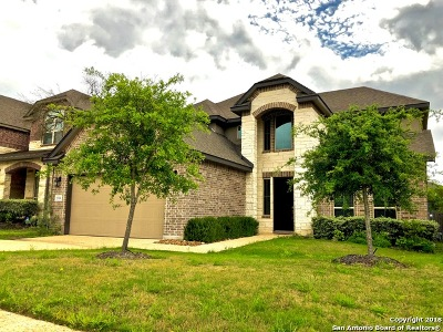 Heights At Stone Oak Single Family Home For Sale: 23326 Enchanted Fall