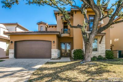 San Antonio TX Single Family Home For Sale: $425,000