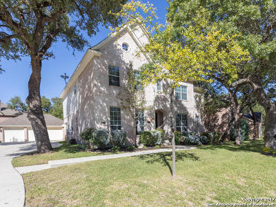 San Antonio Single Family Home Price Change: 113 Yaupon Trl