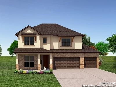 San Antonio Single Family Home Back on Market: 1507 Nicholas Cove