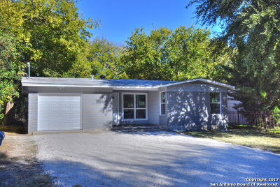 San Antonio Single Family Home For Sale: 2219 Ramona