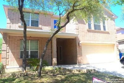 Helotes Single Family Home For Sale: 8627 Cantua Crk