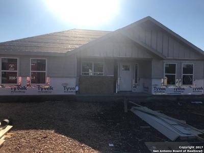 Canyon Lake Single Family Home For Sale: 631 Spike Buck Run