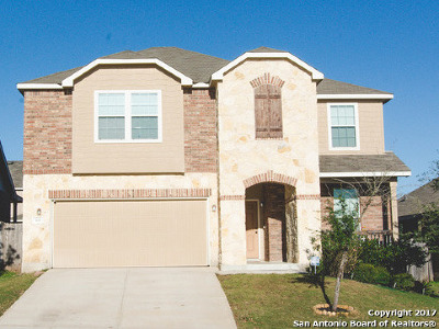 Cibolo Single Family Home For Sale: 300 Bandana