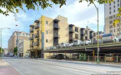 Condo/Townhouse Back on Market: 214 E Travis St #206