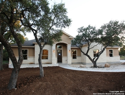 Spring Branch Single Family Home For Sale: 1010 Pegasus Dr