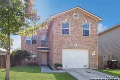 San Antonio Single Family Home For Sale: 9754 Green Mesa