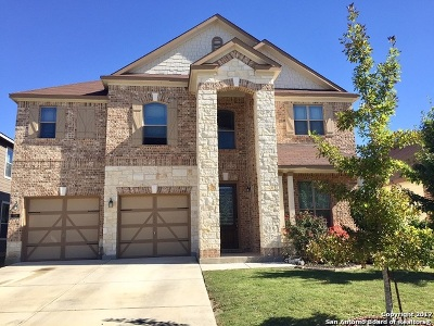 San Antonio Single Family Home For Sale: 7718 Robert Mondavi