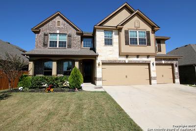 Bulverde Single Family Home For Sale: 3805 Brahman Rd