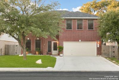 San Antonio Single Family Home Back on Market: 15207 Preston Pass Dr