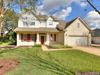 Fair Oaks Ranch Single Family Home For Sale: 29715 Fairway Bluff Dr