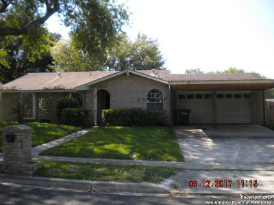 Bexar County, Comal County, Guadalupe County Single Family Home For Sale: 4310 Springview Dr