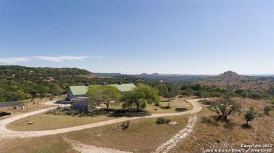 Boerne Farm & Ranch For Sale: 2027 Fm 1376