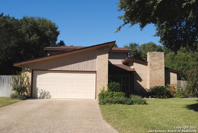 Woods Of Shavano Single Family Home For Sale: 4323 Fig Tree Woods
