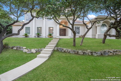 Boerne Single Family Home For Sale: 27345 Ranchland Vw