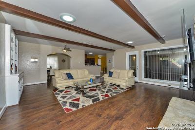 San Antonio Single Family Home Back on Market: 7611 Songbird Ln