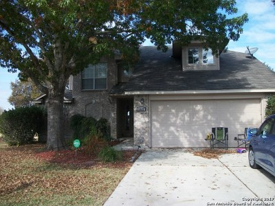 Schertz Single Family Home Back on Market: 3413 Sherwin Dr