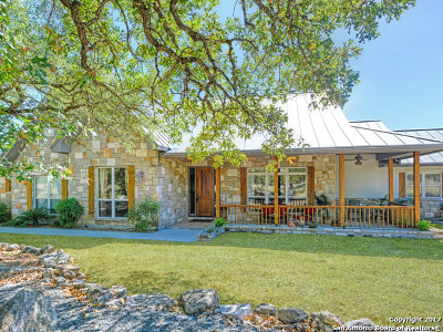 Boerne Single Family Home For Sale: 505 Rio Brazos