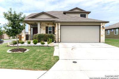 New Braunfels Single Family Home Price Change: 725 Wolfeton Way
