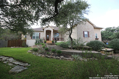 San Antonio Single Family Home Back on Market: 26331 Dancing Bear