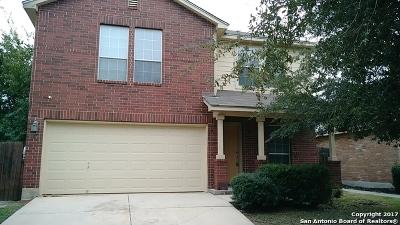 Converse Single Family Home For Sale: 3610 Aranda Flds