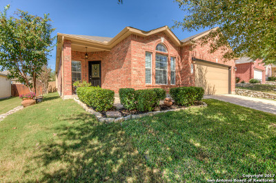Boerne Single Family Home For Sale: 7643 Presidio Crst