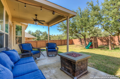 Boerne Single Family Home For Sale: 27530 Smokey Chase