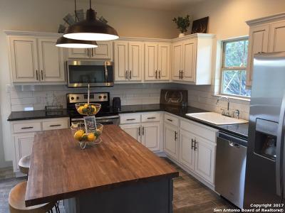 Spring Branch Single Family Home For Sale: 1022 Rimrock Cv