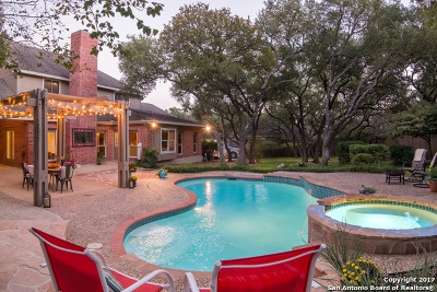 Boerne Single Family Home For Sale: 8603 Fairway Green Dr
