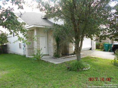 Bexar County, Comal County, Guadalupe County Single Family Home For Sale: 6621 Sally Agee