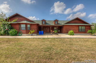 Single Family Home For Sale: 12503 Obrien Rd