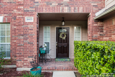 Single Family Home For Sale: 6603 Pecan Acres Dr