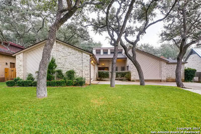 San Antonio Single Family Home Back on Market: 8423 Dragon St