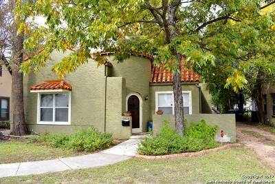 Single Family Home For Sale: 1819 W Magnolia Ave