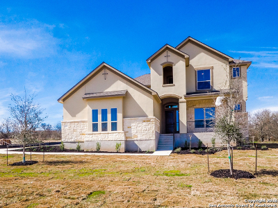 Bexar County Single Family Home For Sale: 4411 Saddle Spur