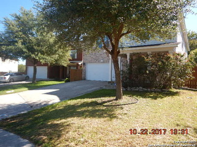 San Antonio Single Family Home For Sale: 6166 Brandys Farm