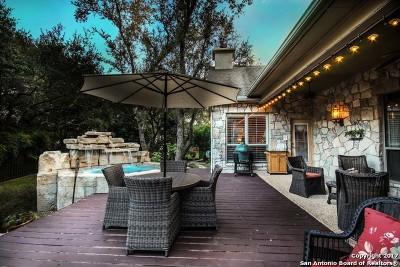 San Antonio Single Family Home For Sale: 18122 Copper Ridge Dr