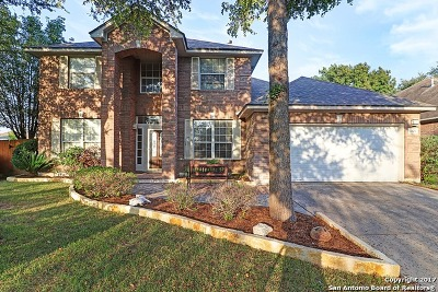 Schertz Single Family Home Back on Market: 4524 Grand Forest Dr