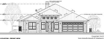 Boerne Single Family Home For Sale: 61 Hannah Ln