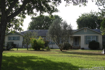 Single Family Home For Sale: 11593 S Foster Rd