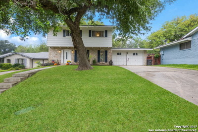 San Antonio Single Family Home Back on Market: 10419 Tioga Dr
